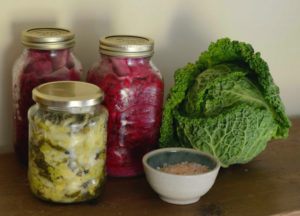 Workshop on lacto-fermentation